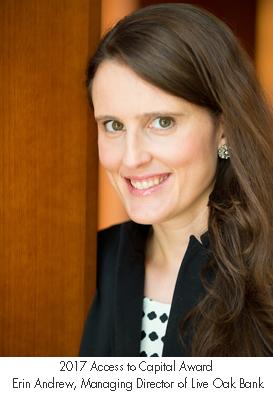 Erin Andrew, Managing Director