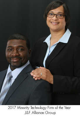 Falana Dula-King, CEO/President JarMarcus King, Chief Operations Officer
