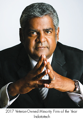 Bede Ramcharan, President and CEO