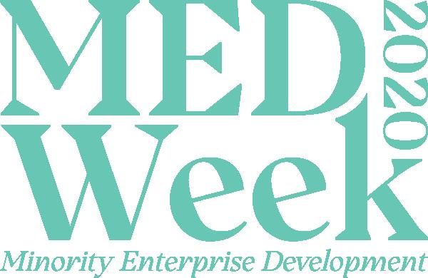 MED Week 2020 - Minority Enterprise Development