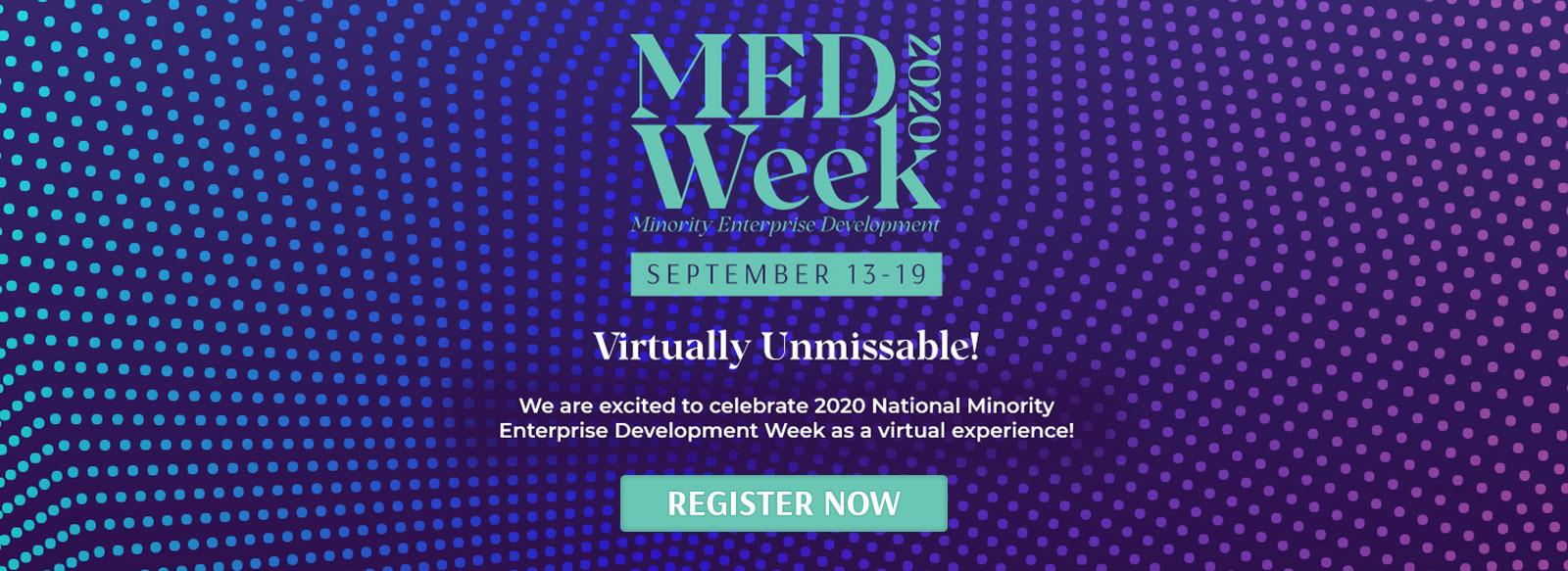 MED Week Conference